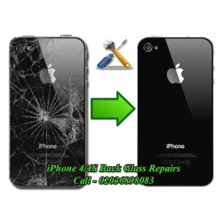 iPhone 4/4S Cracked Back Housing Repair