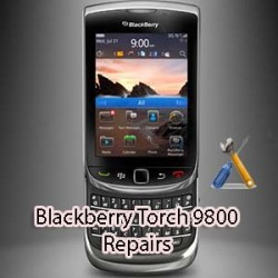 Blackberry Torch 9810 Repairs