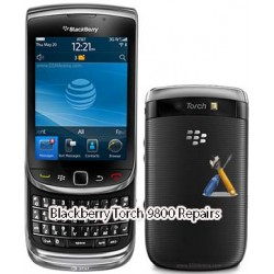 Blackberry Torch 9800 Repairs