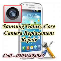 Samsung Galaxy Core GT-I8260 Camera Replacement Repair