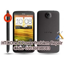 HTC One X Power Problem Repair