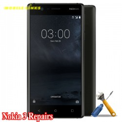 Nokia 3 Android Repairs