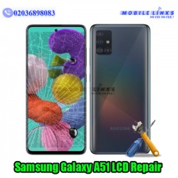 Samsung Galaxy A51 SM-A515F Broken LCD/Display Replacement Repair