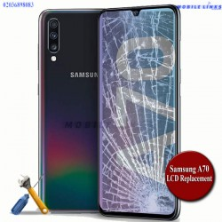 Samsung Galaxy A70 2019 SM-A705FN Broken LCD/Display Replacement Repair