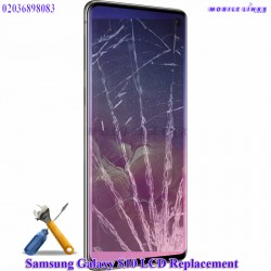 Samsung Galaxy S10 SM-G973F Broken LCD/Display Replacement Repair