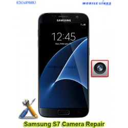 Samsung Galaxy S7 G930F Back Camera Replacement Repair