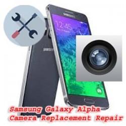 Samsung Galaxy Alpha Camera Replacement Repair