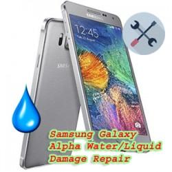 Samsung Galaxy Alpha Water/Liquid Damage Repair
