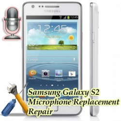 Samsung Galaxy S2 I9100 Microphone Replacement Repair