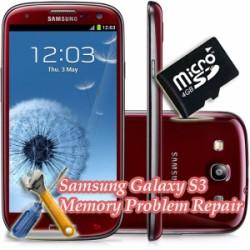 Samsung Galaxy S3 I9300 Memory Problem Repair