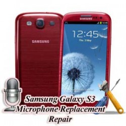 Samsung Galaxy S3 I9300 Microphone Replacement Repair