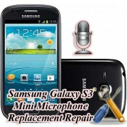 Samsung Galaxy S3 Mini I8190 Microphone Replacement Repair