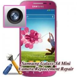 Samsung Galaxy S4 Mini I9190 Camera Replacement Repair