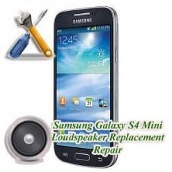 Samsung Galaxy S4 Mini I9190 Loudspeaker Replacement Repair