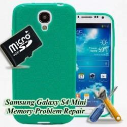 Samsung Galaxy S4 Mini I9190 Memory Problem Repair