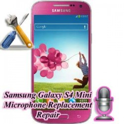Samsung Galaxy S4 Mini I9190 Microphone Replacement Repair