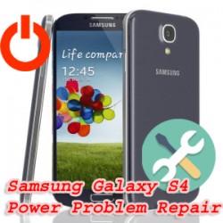 Samsung Galaxy S4 I9500 Power Problem Repair