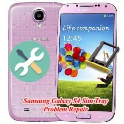 Samsung Galaxy S4 I9500 Sim Tray Problem Repair