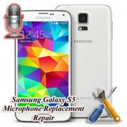 Samsung Galaxy S5 SM-G900 Microphone Replacement Repair