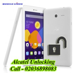 Alcatel Unlocking