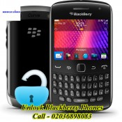 BlackBerry Unlocking (0)