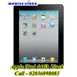 Apple iPad 64Gb Black