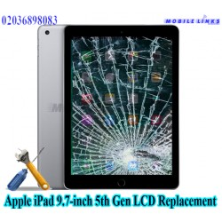 Apple iPad 9.7-inch A1822 5th Generation LCD Replacement Repair